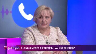 Cik daudz grūtnieču ir vakcinējušās Rīgas dzemdību namā?