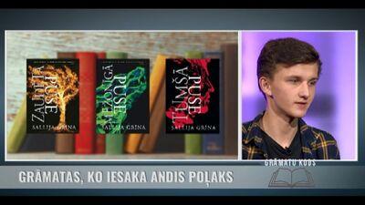 Grāmatas, ko iesaka Andis Poļaks