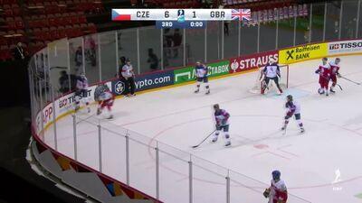 Spilgtākie momenti: Čehija pret Lielbritāniju