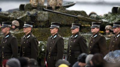 Interesanti: Militārās parādes veidošanas principi