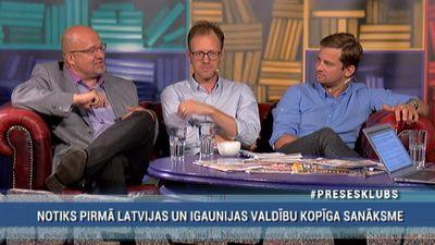 Vents Armands Krauklis: Rail Baltica ļoti laba ideja, bet sākumā uztaisam vilcienu Rīga-Tartu!