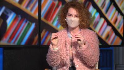Ieva Brante sniedz ierosinājumu, kā varētu izvairīties no drūzmēšanās sabiedriskajā transportā