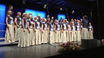 4. Starptautiskais Baltijas jūras koru konkurss 1. daļa