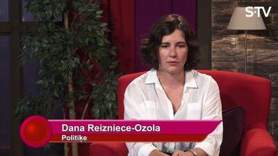 No kā ikdienā atteikusies Dana Reizniece-Ozola?