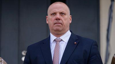 """Latkovskis: """"Bergmanis ir viens no labākajiem Aizsardzības ministriem"""""""