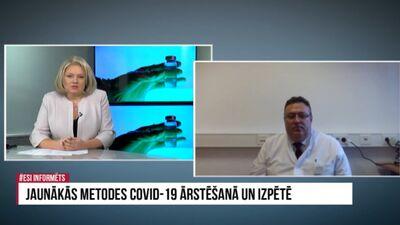 Ārsti Vācijā uztraucas par iespējamu Covid-19 pacientu skaita pieaugumu pēc Ziemassvētku brīvdienām