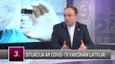Pucens: Uzskatu, ka par problēmām ar Covid-19 vakcīnām ir atbildīga visa Veselības ministrija