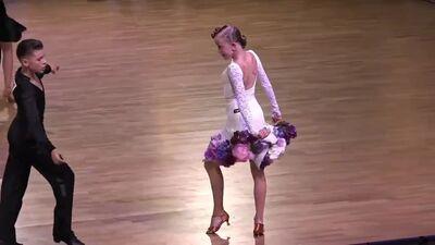 Dejošanas sacensības: Baltic Grand Prix. Pilns ieraksts