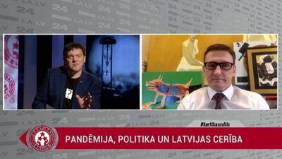 Liepnieks: Savstarpējs naids un neuzticēšanās ir prece, ko Latvijā var labi pārdot