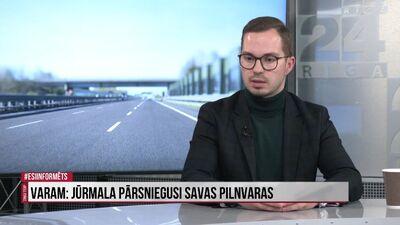 VARAM ministrs: Aicinām Jūrmalas domi pārvērtēt nodevas iekasēšanu un maksas paaugstināšanu