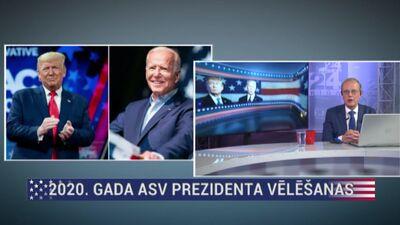 Speciālizlaidums: 2020. gada ASV prezidenta vēlēšanas 2. daļa