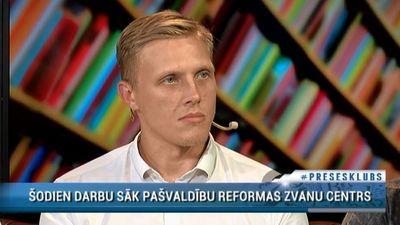 Dombrava: Iedzīvotājiem ir jāpaskaidro, kas praktiski mainīsies pēc reģionālās reformas