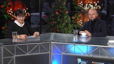 """Meļņikovs: """"Ziemassvētki ir maiguma un prieka revolūcija"""""""