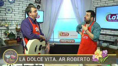 28.03.2017 La Dolce Vita. Ar Roberto 2. daļa