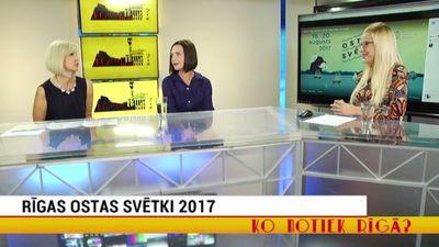 17.08.2017 Ko notiek Rīgā?