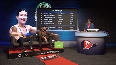 Cik saņem Sevastova par sēdēšanu uz soliņa?