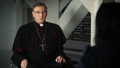 Zbigņevs Stankevičs par pandēmijas periodu: Baznīcai tas arī ir pārbaudījumu laiks