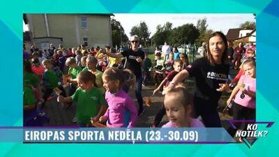 Eiropas sporta nedēļa