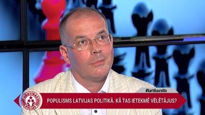 Vai Mamikina partija vēlas izveidot prokrievisku valdību Latvijā?