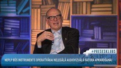 Juris Visockis par propagandas grāmatām no Krievijas