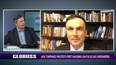 Vai pēdējie notikumi ASV māca kaut ko arī Latvijas sabiedrībai?