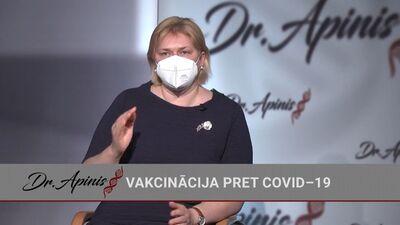 Zeltiņa: Esmu priecīga, ka sāk sakārtoties vakcinācijas aptvere pieaugušajiem