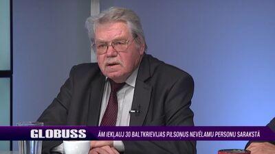 Daukšts: Pret Krieviju mūs glābt var baltkrievu tautas pretestība