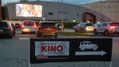 Jānis Vimba par drive-in kino un koncertiem