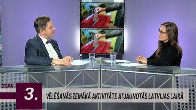 """Linda Ozola par Saeimas vēlēšanām: """"Vēlētāji alkst pārmaiņas."""""""