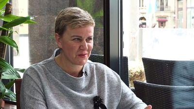 Kā Linda Mūrniece no žurnālistes kļuva par iekšlietu ministri?