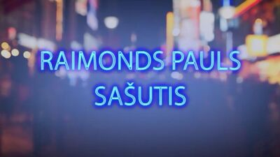 Tvitersāga: Raimonds Pauls sašutis