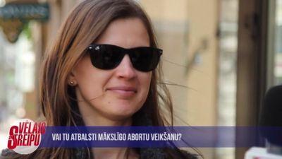 Aptauja: Vai atbalsti mākslīgo abortu veikšanu?