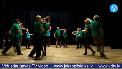 03.02.2020  deju kolektīvi gatavojas Latgales novada deju svētkiem