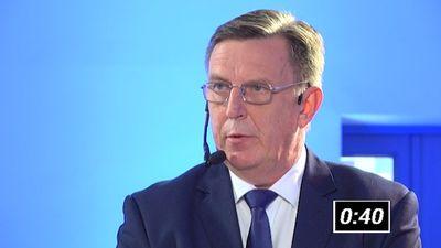 """Noskaties, ko M. Kučinskis (""""ZZS"""") plāno paveikt nākamās valdības laikā"""
