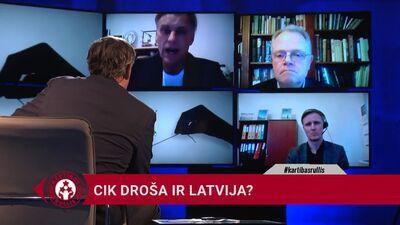 Gulbis: Lielajās pilsētās steidzami jāievieš visaptveroša videonovērošanas sistēma