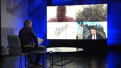 Klauss: Dīvaini, cik neslēpti Baltkrievija runā par kopprojektu ar Krieviju