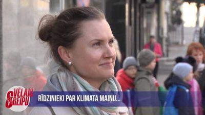 Sabiedrības viedokļi: Vai klimata pārmaiņas ir jūtamas?
