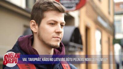 Vai kāds no Latvijas būtu pelnījis Nobela prēmiju?