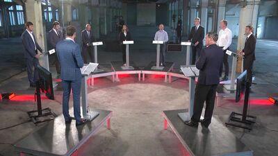 """Kādai jābūt Rīgai partijas """"Gods kalpot Rīgai!"""" skatījumā?"""