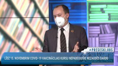 Kirils Solovjovs: Lielākā kļūda ir valdības nepietiekamā drosme