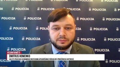 Homenko: Covid-19 sertifikāts ir pielīdzināms dokumentam