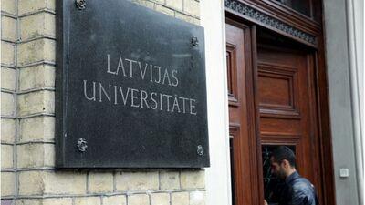 Māris Rēvalds par neskaidrībām saistībā ar LU rektora vēlēšanām