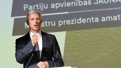 Jaunā Vienotība vēl apsver ideju veidot valdību Kariņa vadībā