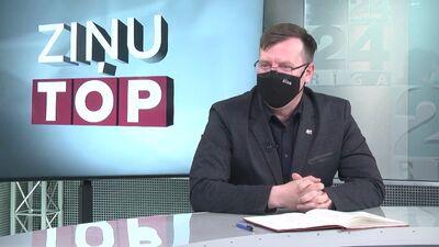 RD deputāts Mārtiņš Kossovičs aicina cilvēkus nedrūzmēties 9. maijā