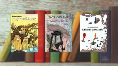 Grāmatas, ko iesaka Līga Rozentāle