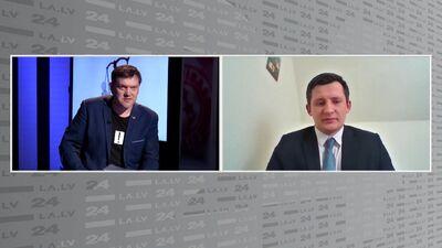 Miezainis: Situācija no partijas pozīcijām nav viegla