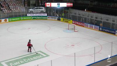 Spilgtākie momenti: Latvija pret Kanādu