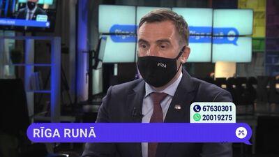 Kādi šobrīd ir svarīgākie darbi Rīgā?