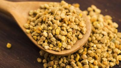 Bišu maize - fermentēti ziedputekšņi!