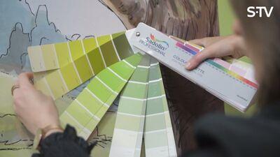 Kāda ir krāsu nozīme bērna istabā?